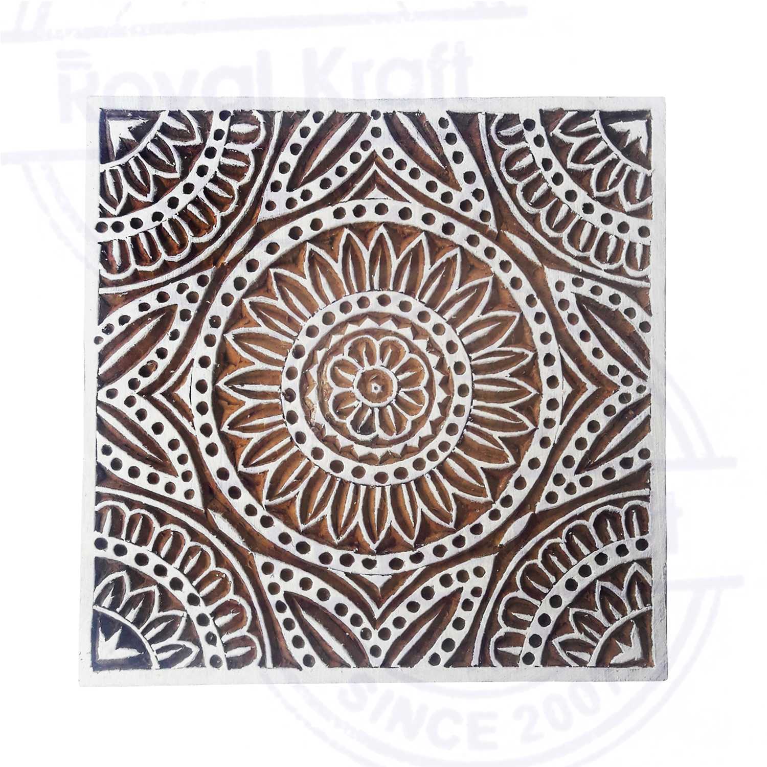 Large Square Printing Blocks 5 inches