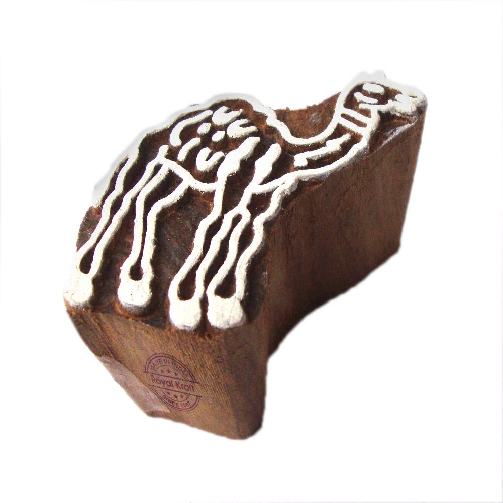 Animal Printing Blocks 1.6 Inches