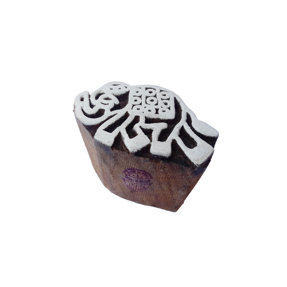 Animal Printing Blocks 1.5 Inches