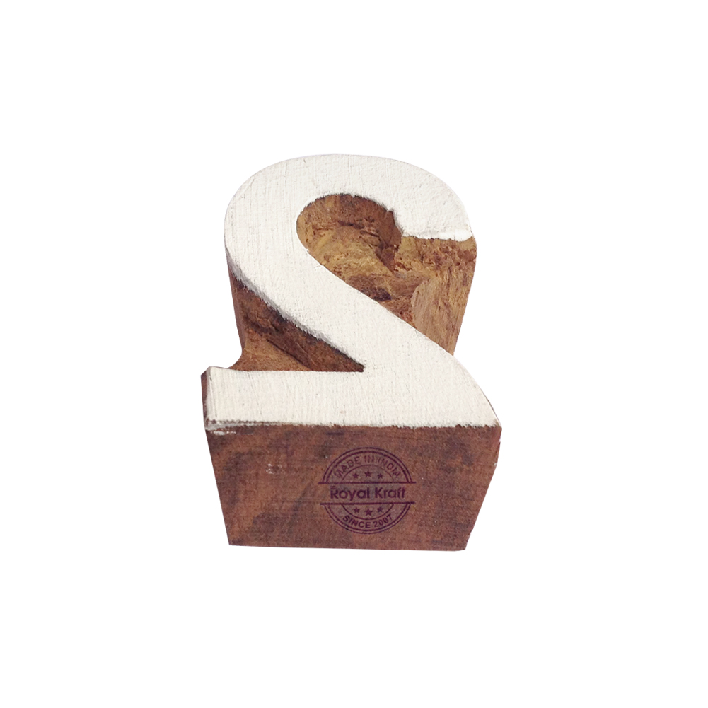 Educational Printing Blocks 1.5 inches