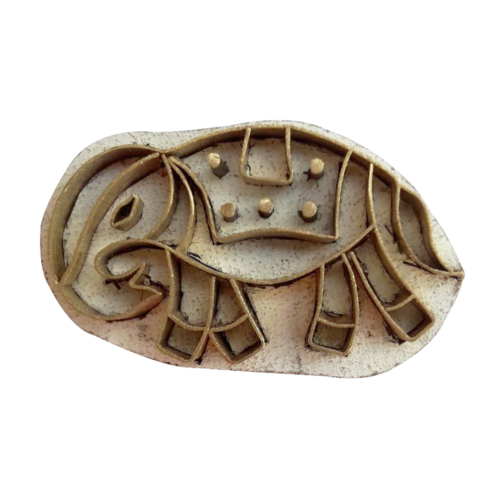 Animal Brass Wodden Stamps