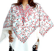 Fancy Designer Poncho
