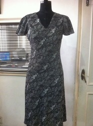 Polyester Betty Dress