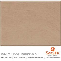 Bijoliya Brown Limestone Marbles