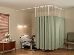 Beautiful Cubical Curtains