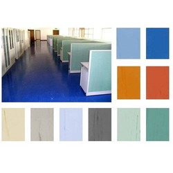Designed Pvc Homogeneous Flooring
