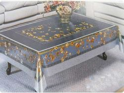 Designer Plastic Table Covers