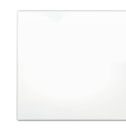 Classic White Ceramic Tile