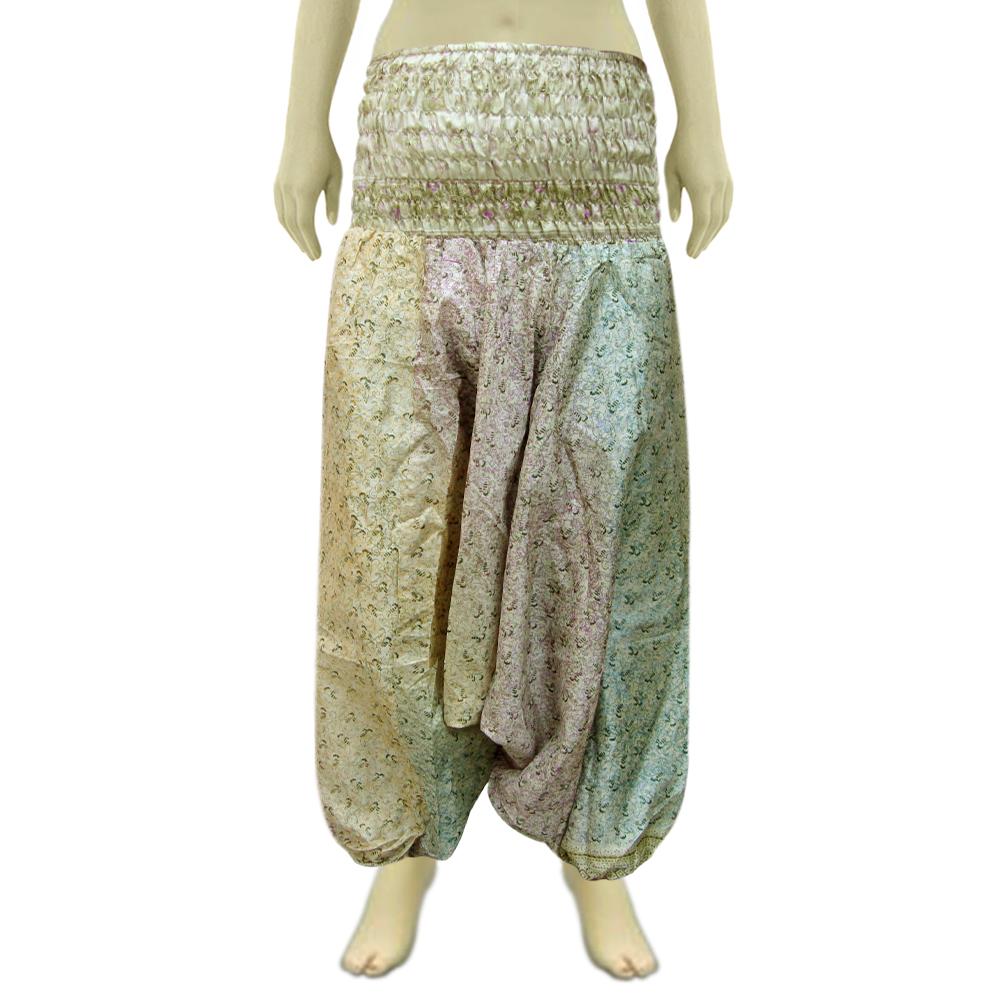 Aladdin Semi Silk Afghani Pants