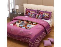 Colored Designer Cotton Bed Covers
