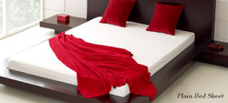Advanced Plain Bed Sheet