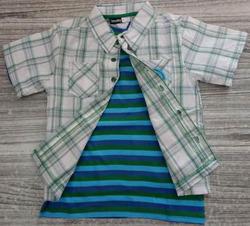Designer Woven Boys Shirts