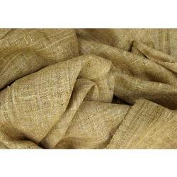 Muga Ghicha Handloom Fabric