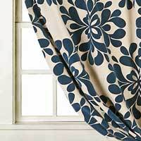 Block Printed Curtains