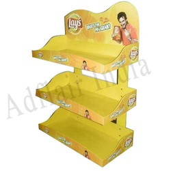 Acrylic Wall Hanging Unit For Lays