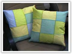 Cotton Organdy Cushion Covers