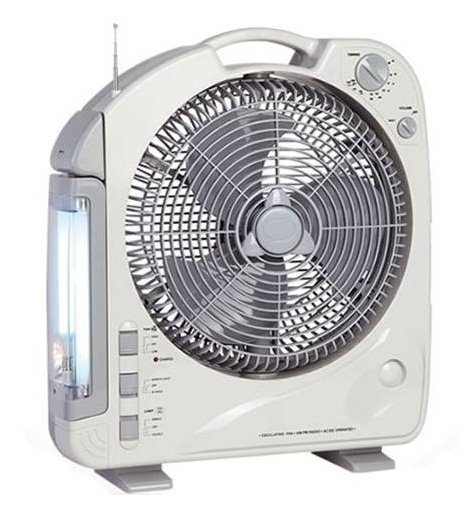 Electric Rechargeable Fan