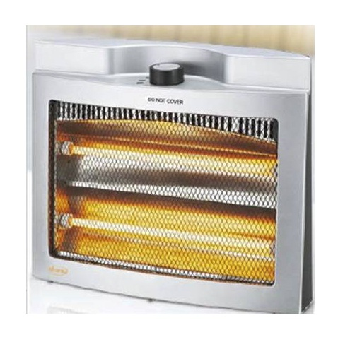 Electric Halogen Heaters