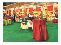 Wedding Tent Decoration