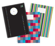 A4 Size Spiral Notebook