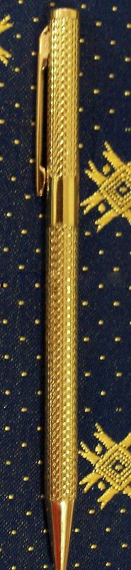 18kt Gold Writing Instruments