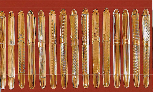 22kt Gold Writing Roller Pen