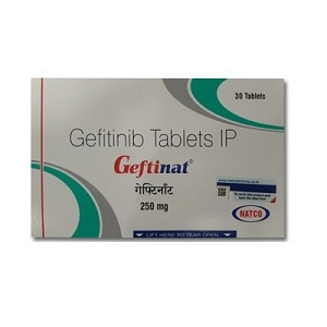 Geftinat Gefitinib 250mg Tablets