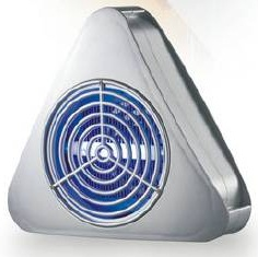 Electric Insect Killer With Single Aspiration Fan