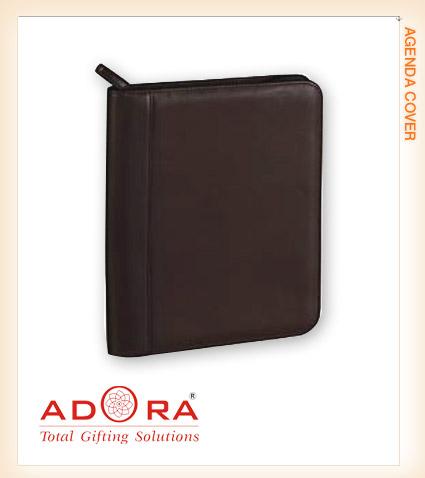 Leather Agenda Planner