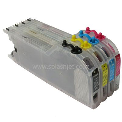 Brother Printer Ready Refillable Ciss System