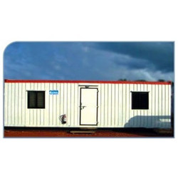 Industrial Portable Mobile Bunk House Cabins