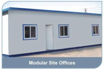 Pre Fabricated Modular Site Office Buildings