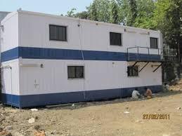 Prefab Porta Bunk Grp Modular Container Cabin Site