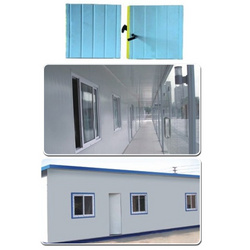 Prefabricated Modular Bunk Liftable Storied Houses
