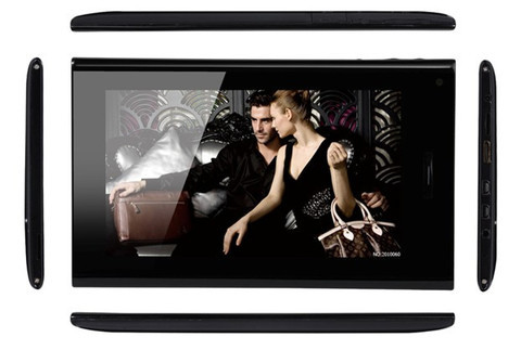 7 Inches Anroid Tablet Pc With Calling
