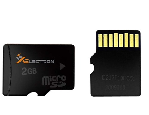 2 Gb Micro Sd Memory Cards