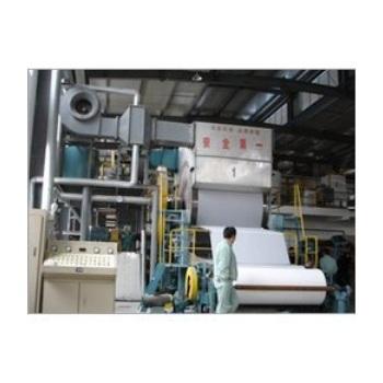 Industrial Facial Tissue Machine