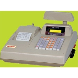 Sales Transaction Electronic Cash Register