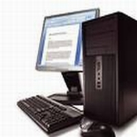 Branded Desktop Computer System