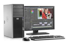 Hp Commercial Solutions Desktop Computer