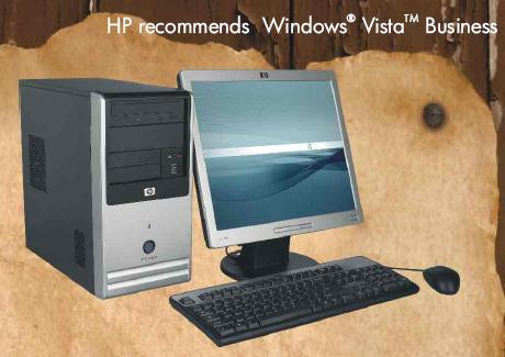 Hp Commercial Desktop Computers