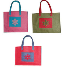 Fancy Designer Jute Bags