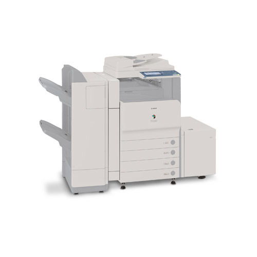 Canon Color Image Runner with Photo Copier Machine