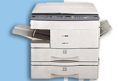 A4 Sizes Page Canon Analog Copiers