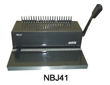 Comb Binding Machines