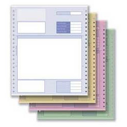Carbonless Computer Stationery