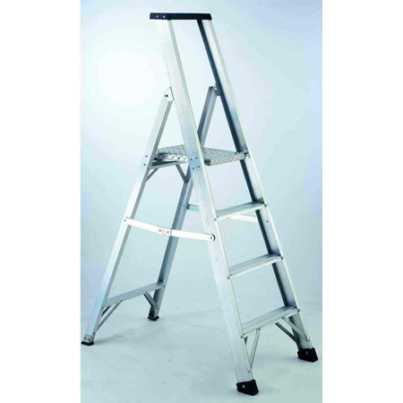 Aluminum Wheel Ladder
