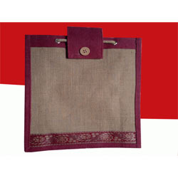 Colored Fancy Jute Bag