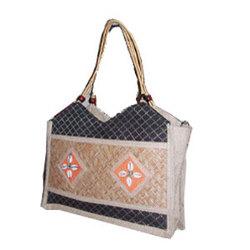 Jute Bamboo Designer Bag