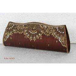 Designer Beaded Clutch Purses